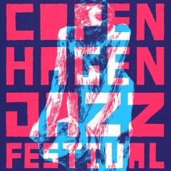 Kunstplakat Copenhagen Jazz Festival 2014