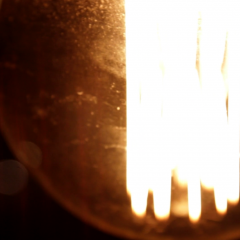 Light bulbs abound in the video, you should see it. Now!